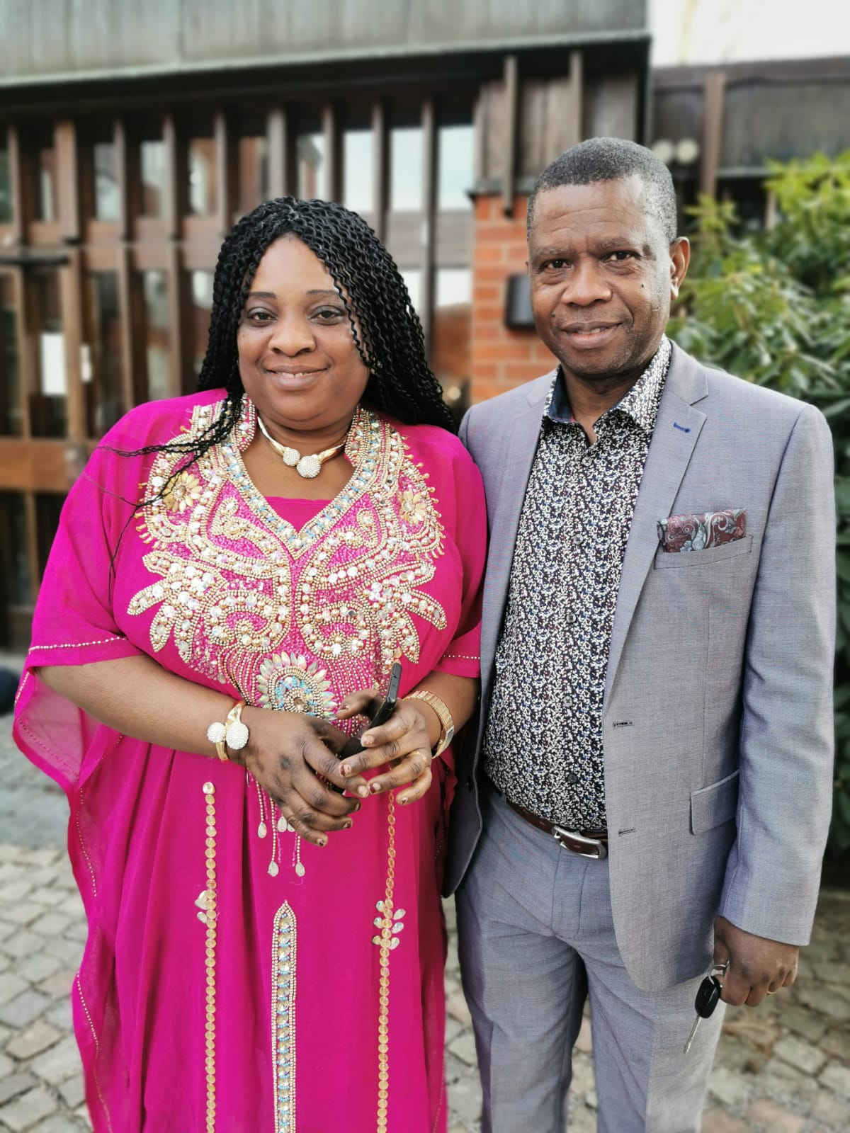 pst and Mrs